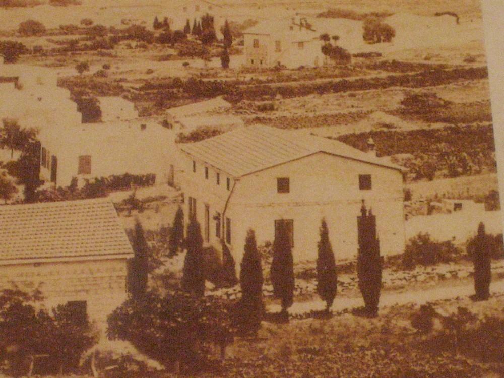 הבנין הישן